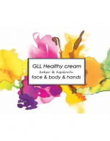 gll HEALTHY CREAM KAKAO & HYALURÓN