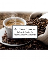 gll STRETCH CREAM KOFEÍN & HYALURÓN