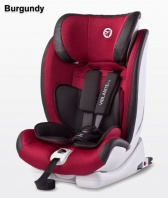 Caretero Autosedačka VOLANTE FIX ISOFIX LIMITED EDITION 2018 Burgundy